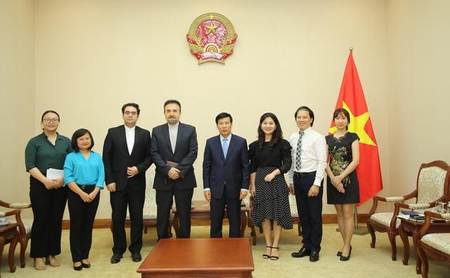 Iran đánh giá cao vai trò của Việt Nam trong quan hệ hợp tác - Ảnh 3.