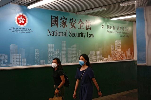Trung Quốc chính thức ấn định thời điểm luật an ninh Hồng Kông có hiệu lực - Ảnh 1.