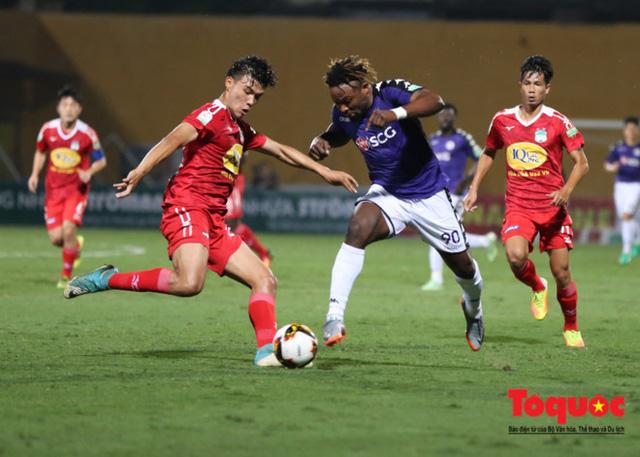 Vòng 3 V-League 2020: Tâm điểm trận đối đầu giữa Hà Nội FC - HAGL - Ảnh 2.