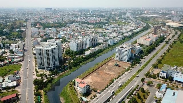 Kỳ vọng sức bật của thị trường bất động sản sau đại dịch - Ảnh 1.