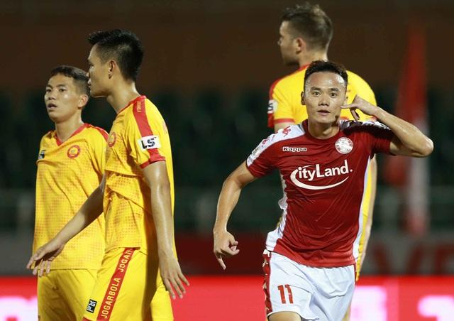 Vòng 3 V-League 2020: Tâm điểm trận đối đầu giữa Hà Nội FC - HAGL - Ảnh 1.
