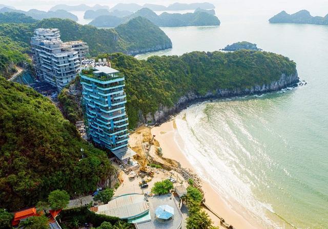 Khai trương Tổ hợp nghỉ dưỡng cao cấp 5 sao Flamingo Cát Bà Beach Resort - Ảnh 1.