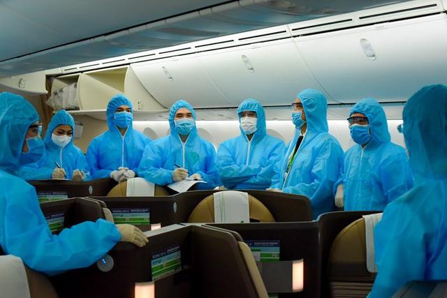 Bamboo Airways tiếp tục bay khứ hồi Việt Nam – Ý đưa công dân EU hồi hương  ngày 12/6 - Ảnh 1.