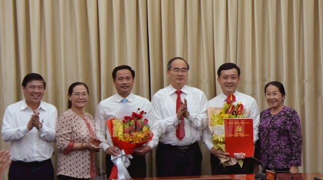 Ban Bí thư chỉ định nhân sự TPHCM - Ảnh 1.