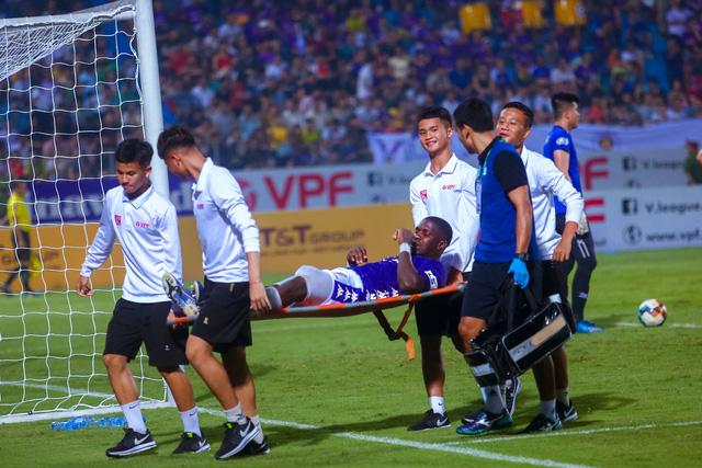 Chùm ảnh: Màn ra mắt ấn tượng của Rimario trong màu áo Hà Nội FC sau quãng thời gian dài chấn thương - Ảnh 11.