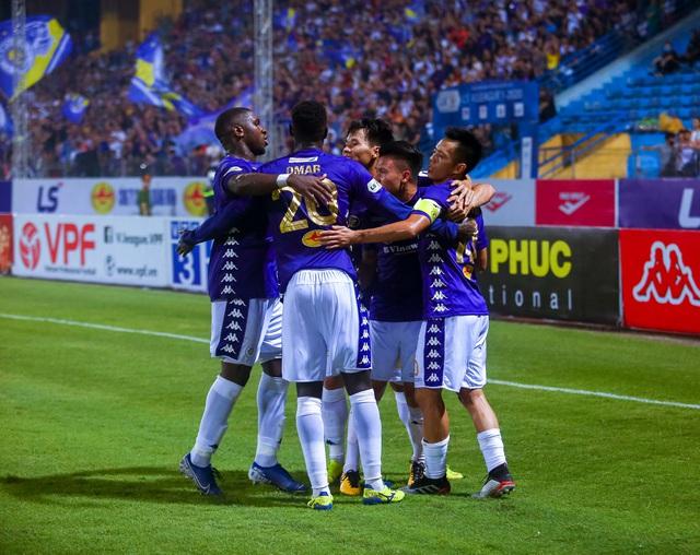 Chùm ảnh: Màn ra mắt ấn tượng của Rimario trong màu áo Hà Nội FC sau quãng thời gian dài chấn thương - Ảnh 5.