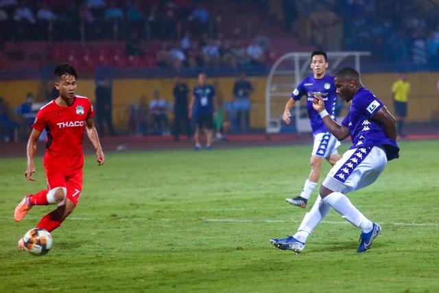 Chùm ảnh: Màn ra mắt ấn tượng của Rimario trong màu áo Hà Nội FC sau quãng thời gian dài chấn thương - Ảnh 6.