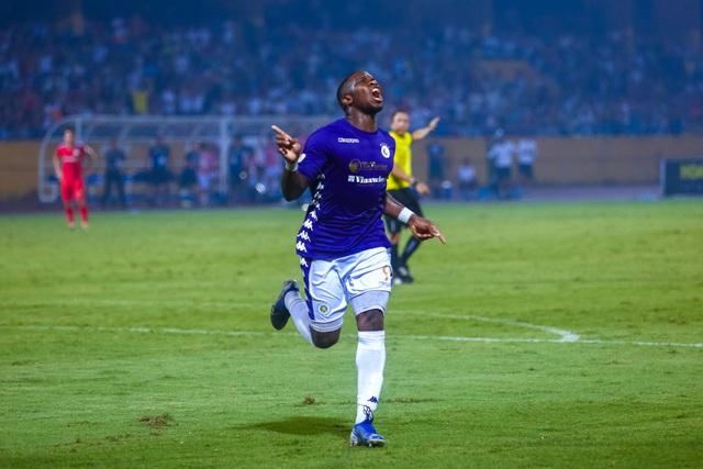 Chùm ảnh: Màn ra mắt ấn tượng của Rimario trong màu áo Hà Nội FC sau quãng thời gian dài chấn thương - Ảnh 9.