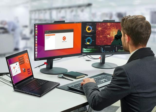 Lenovo đang quay trở lại với vai trò là nhà hỗ trợ chính cho máy tính để bàn Linux. - Ảnh 1.