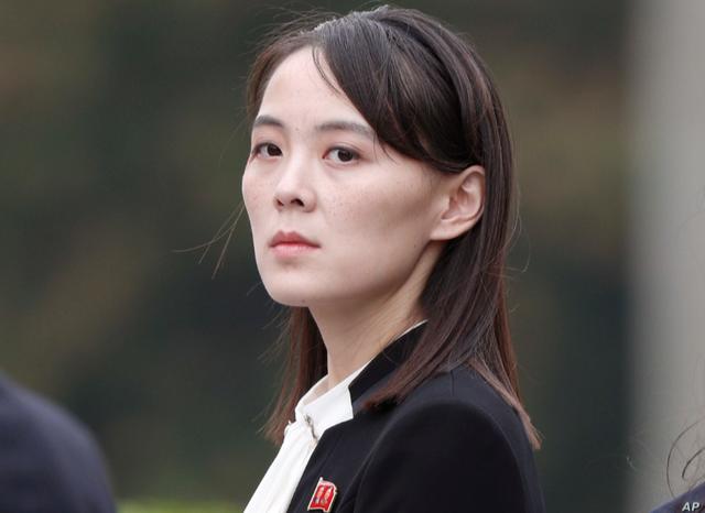 Em gái của Chủ tịch Triều Tiên ra tín hiệu bất ngờ - Ảnh 1.