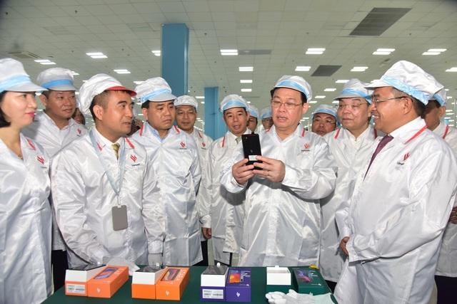 """Bí thư Hà Nội: Hoàn thiện Khu CNC Hòa Lạc để nhà đầu tư """"vào đã muốn đến"""" - Ảnh 2."""