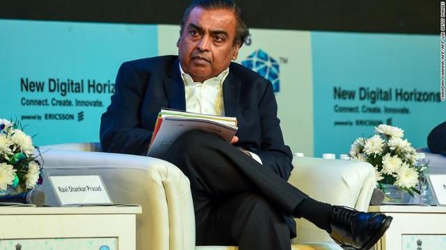 Bất ngờ tỷ phú giàu nhất Ấn Độ trúng kèo ghi điểm với công ty Mỹ - Ảnh 1.