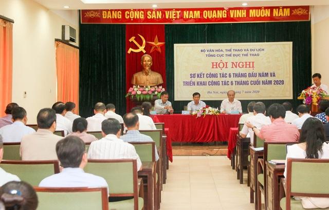 Bộ trưởng Nguyễn Ngọc Thiện: Sự trở lại của thể thao Việt Nam sau COVID-19 để lại rất nhiều dấu ấn trên thế giới - Ảnh 1.
