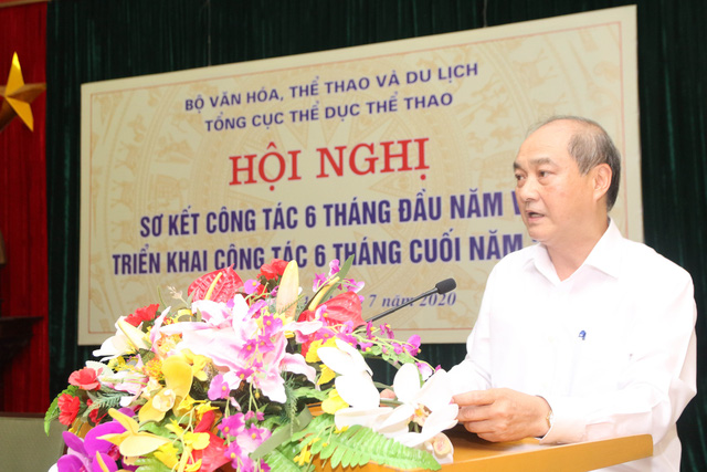 Bộ trưởng Nguyễn Ngọc Thiện: Sự trở lại của thể thao Việt Nam sau COVID-19 để lại rất nhiều dấu ấn trên thế giới - Ảnh 2.
