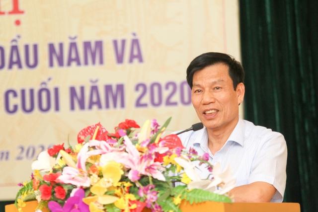 Bộ trưởng Nguyễn Ngọc Thiện: Sự trở lại của thể thao Việt Nam sau COVID-19 để lại rất nhiều dấu ấn trên thế giới - Ảnh 3.