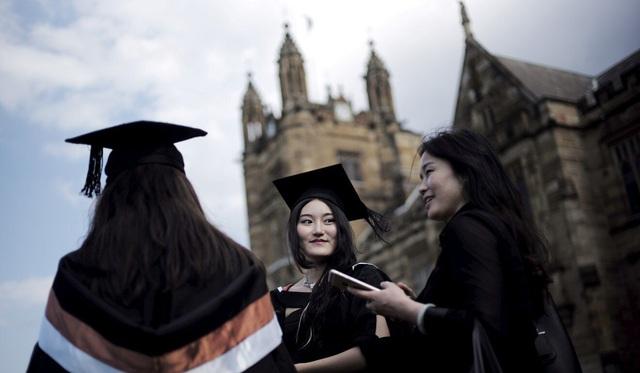 Australia bất ngờ kế hoạch đón sinh viên quốc tế trở lại trường - Ảnh 1.