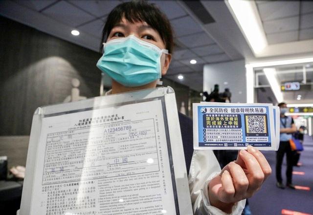 """Đài Loan chiều du khách giữa mùa dịch bằng dịch vụ ra nước ngoài bằng máy bay """"giả"""" - Ảnh 2."""