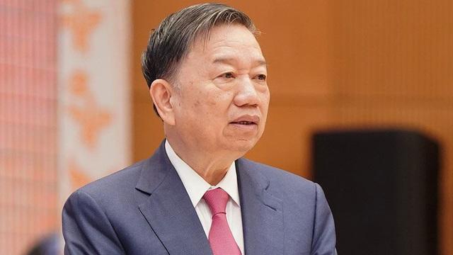 Bộ trưởng Tô Lâm: Sau COVID-19, tội phạm lừa đảo, chiếm đoạt tài sản tăng đột biến - Ảnh 1.