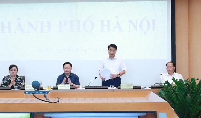 Hà Nội: Miễn phí toàn bộ khu vực bán hàng nông, lâm, thủy, hải sản cho doanh nghiệp các tỉnh - Ảnh 1.
