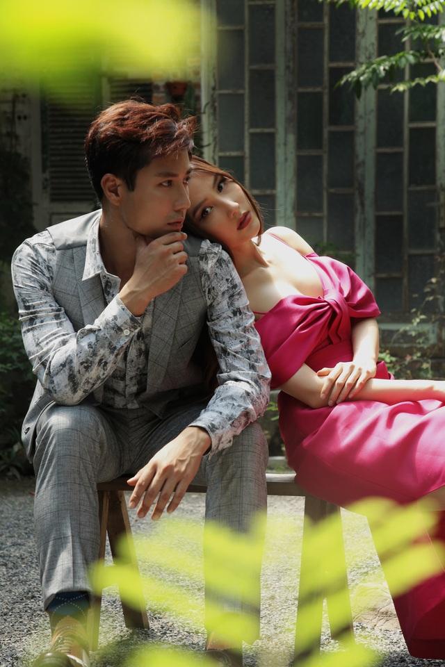 Thanh Sơn, Diễm My 9X và Thùy Anh rủ nhau chụp ảnh kể chuyện tình tay ba - Ảnh 5.