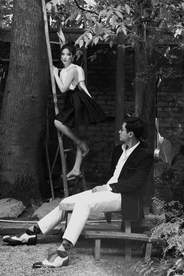Thanh Sơn, Diễm My 9X và Thùy Anh rủ nhau chụp ảnh kể chuyện tình tay ba - Ảnh 6.