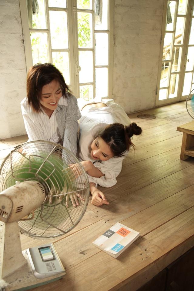 Thanh Sơn, Diễm My 9X và Thùy Anh rủ nhau chụp ảnh kể chuyện tình tay ba - Ảnh 8.