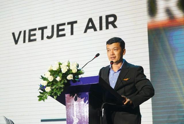 """Vietjet tiếp tục đoạt giải thưởng """"Nơi làm việc Tốt nhất châu Á"""" - Ảnh 1."""