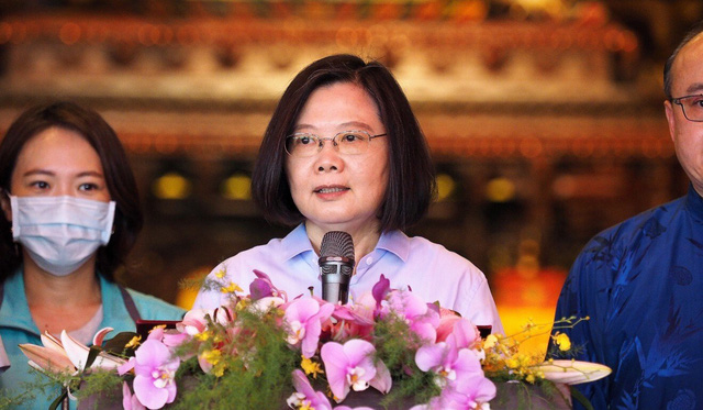 """Căng thẳng Ấn-Trung: Đài Loan có trở thành một """"lá bài"""" cho New Delhi? - Ảnh 2."""