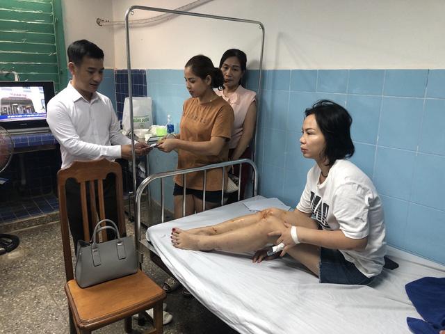 PTI tạm ứng bồi thường cho nạn nhân vụ tai nạn thảm khốc tại Quảng Bình - Ảnh 1.