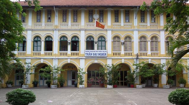 TP. Hồ Chí Minh công bố điểm thi và điểm chuẩn trúng tuyển vào lớp 6 Trường THPT chuyên Trần Đại Nghĩa - Ảnh 1.