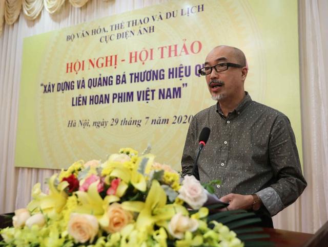 Tìm cách xây dựng và quảng bá thương hiệu quốc gia Liên hoan phim Việt Nam - Ảnh 1.