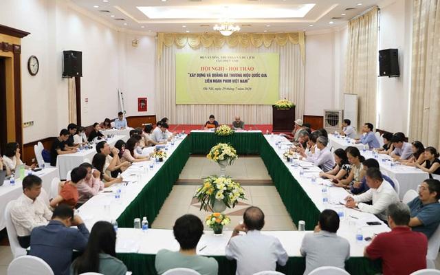 Tìm cách xây dựng và quảng bá thương hiệu quốc gia Liên hoan phim Việt Nam - Ảnh 2.
