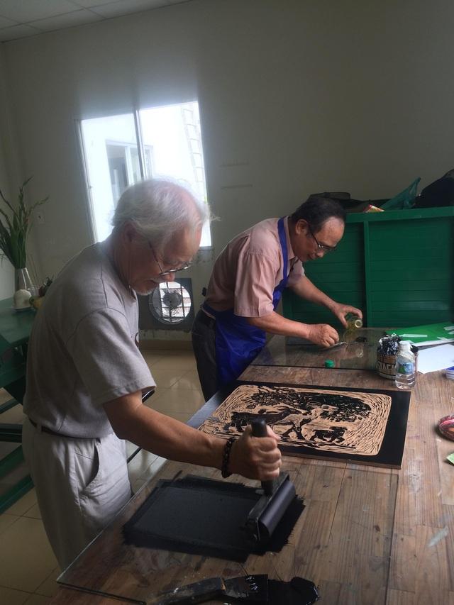 Trần Văn Quân: 30 năm khám phá và đam mê đồ họa - Ảnh 10.