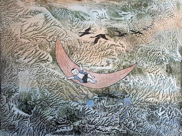 Trần Văn Quân: 30 năm khám phá và đam mê đồ họa - Ảnh 1.