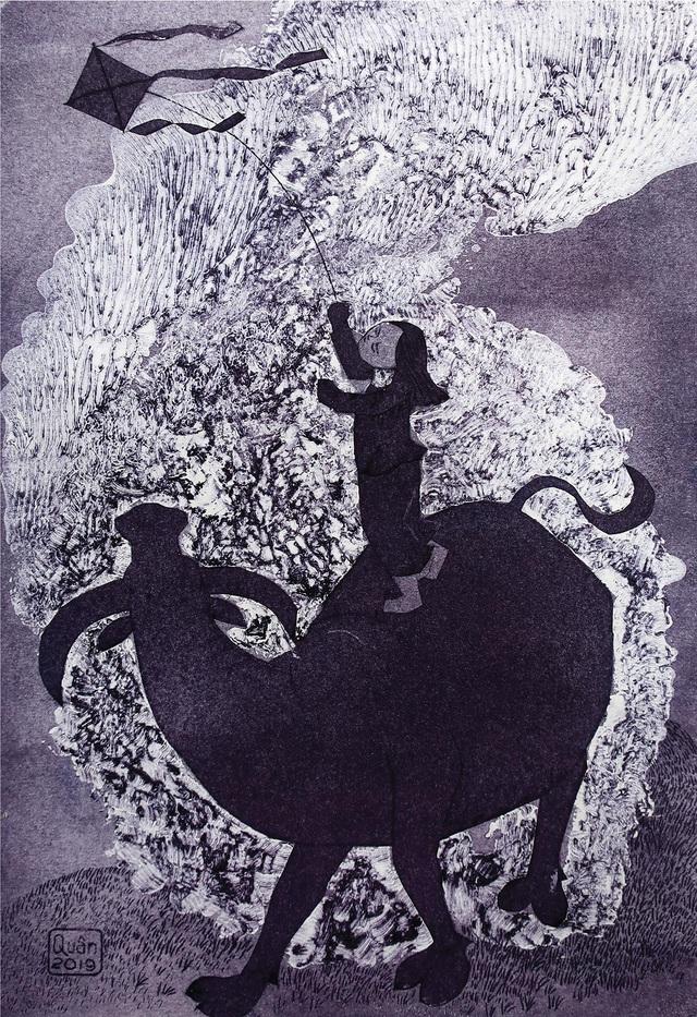 Trần Văn Quân: 30 năm khám phá và đam mê đồ họa - Ảnh 3.