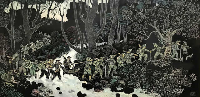 Trần Văn Quân: 30 năm khám phá và đam mê đồ họa - Ảnh 5.