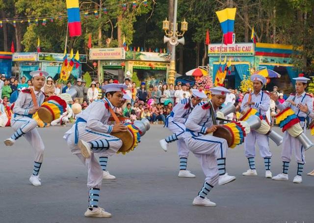 """Tây Ninh báo cáo kết quả thực hiện Đề án """"Ngày hội giao lưu VHTTDL vùng đồng bào dân tộc thiểu số theo khu vực và toàn quốc giai đoạn 2013 - 2020"""" - Ảnh 1."""