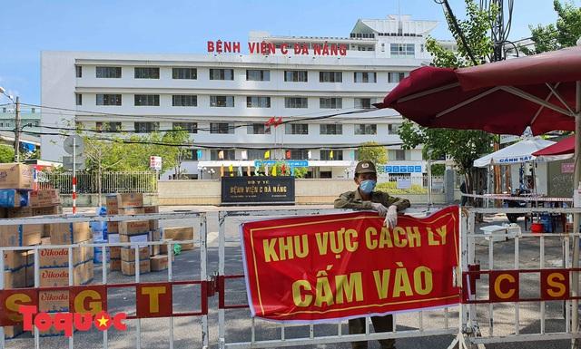 Lịch trình di chuyển của 8 bệnh nhân mắc Covid-19 mới tại Đà Nẵng - Ảnh 1.
