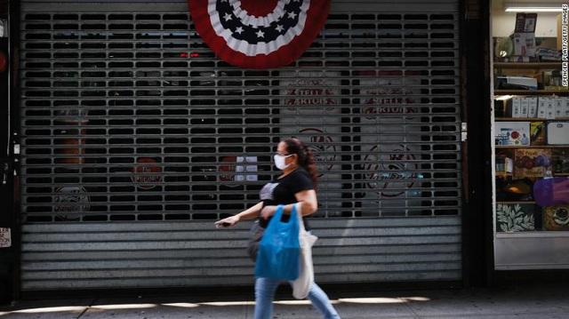 Mỹ rơi vào khủng hoảng: Lộ trình mới giải cứu kinh tế vượt qua đại dịch - Ảnh 1.