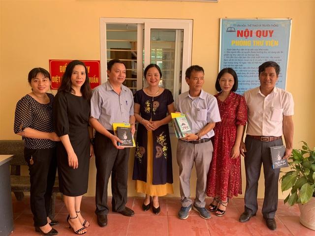 Đánh giá thực trạng ứng dụng khoa học và công nghệ trong hoạt động thư viện trên địa bàn tỉnh Nghệ An - Ảnh 1.