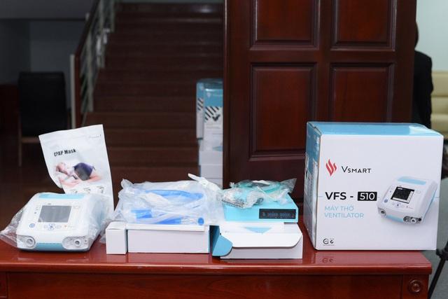 Hình ảnh Đà Nẵng tiếp nhận 100 máy thở xâm nhập VFS 510 trị giá gần 19 tỷ đồng - Ảnh 5.