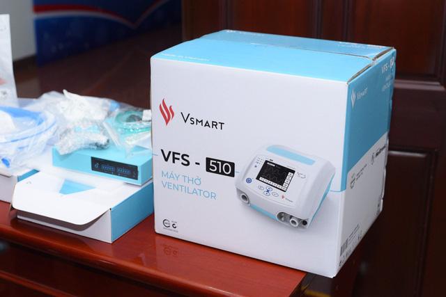 Hình ảnh Đà Nẵng tiếp nhận 100 máy thở xâm nhập VFS 510 trị giá gần 19 tỷ đồng - Ảnh 6.