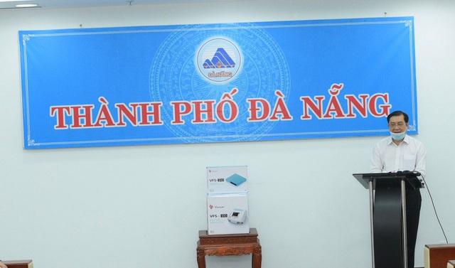 Hình ảnh Đà Nẵng tiếp nhận 100 máy thở xâm nhập VFS 510 trị giá gần 19 tỷ đồng - Ảnh 7.