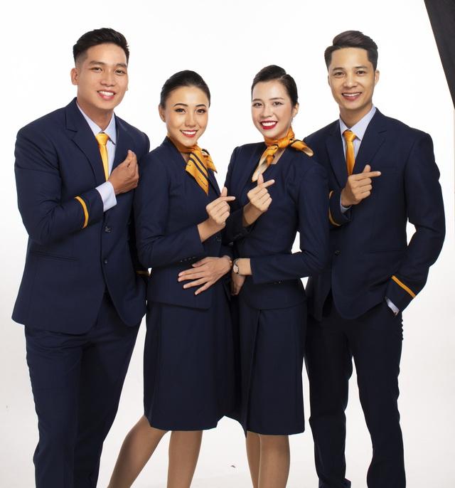 Đồng phục tiếp viên của hãng Pacific Airlines chính thức ra mắt - Ảnh 1.