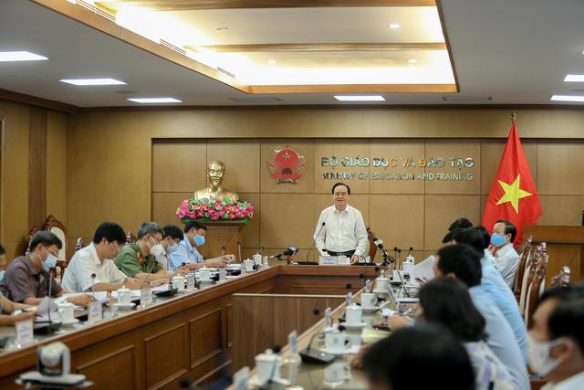 Tp. Đà Nẵng và tỉnh Quảng Nam kiến nghị dừng thi tốt nghiệp THPT 2020 - Ảnh 1.