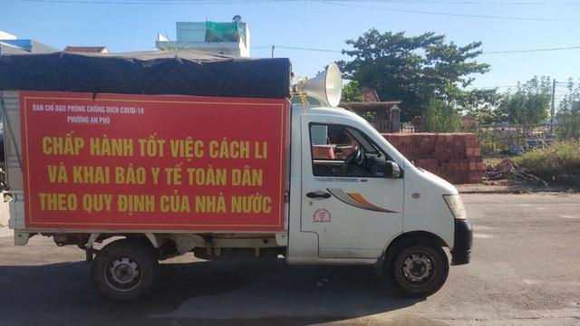Từ 0 giờ ngày 1/8, Quảng Nam thực hiện cách ly xã hội 5 huyện, thị xã - Ảnh 1.