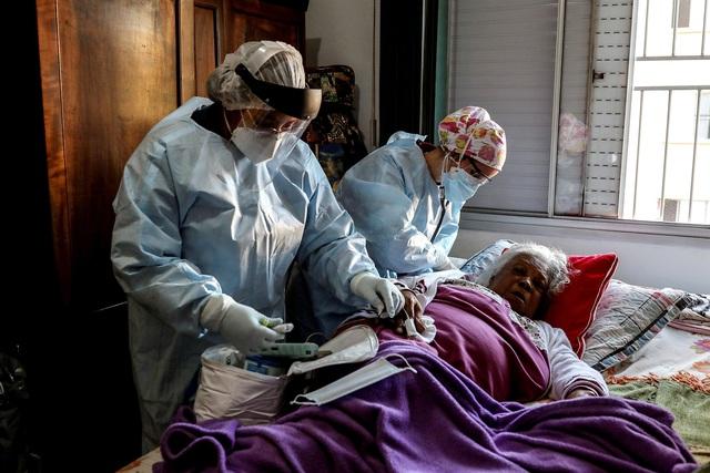 Hơn 11 triệu ca nhiễm Covid-19 trên toàn thế giới - Ảnh 1.