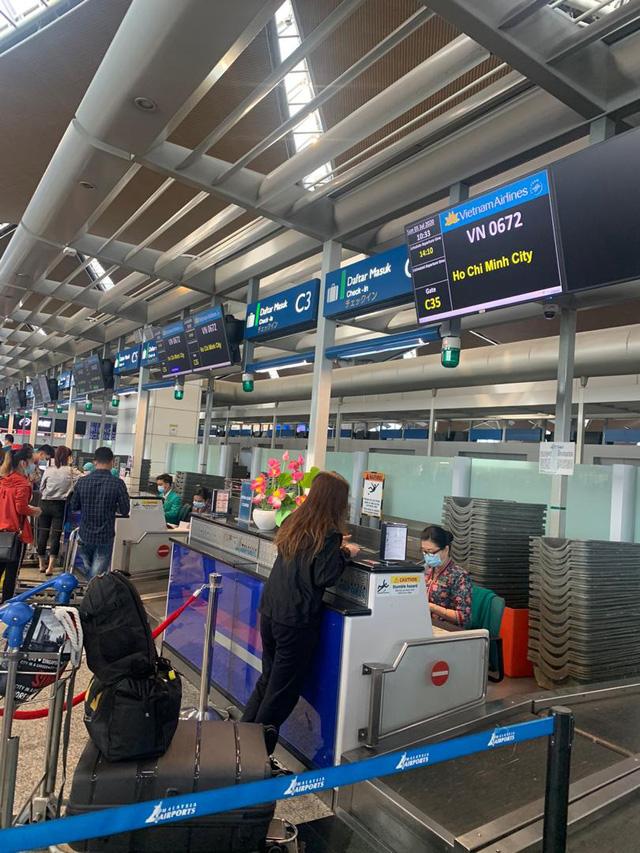 Đưa hơn 300 công dân Việt Nam từ Malaysia về nước an toàn - Ảnh 3.