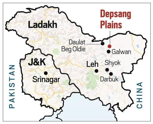 Bế tắc trong việc giải quyết căng thẳng tại Ladahk, giải pháp nào cho Ấn Độ ở biên giới với Trung Quốc? - Ảnh 2.