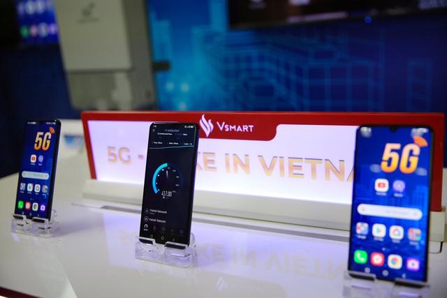 Vinsmart phát triển thành công điện thoại 5G tích hợp giải pháp bảo mật sử dụng công nghệ điện toán lượng tử - Ảnh 5.